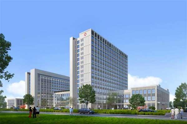 铜陵市人民医院西湖院区(市儿童医院、市肿瘤医院)计划2023年底建成